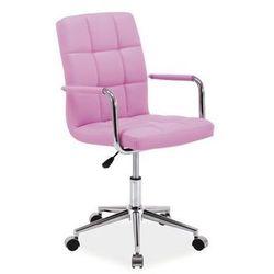 krzesło dziecięce Q-022 RÓŻOWY