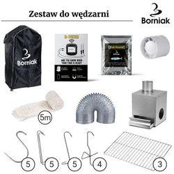 Zestaw do wędzarni Borniak ZS-150