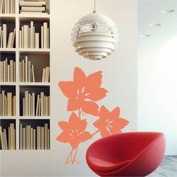 Szablon malarski kwiaty 2114 marki Wally - piękno dekoracji