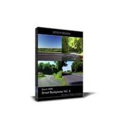 DOSCH HDRI: Street Backplates Vol. 4