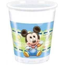 Kubeczki urodzinowe Mały Mickey - 200 ml - 8 szt. (5201184843468)
