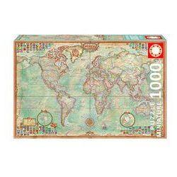 Puzzle Świat 1000 mapa polityczna - produkt dostępny w RAVELO