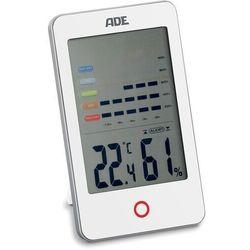 Ade Elektroniczny higrometr i termometr do pomieszczeń biały (ad-ws 1700) (4260336175926)