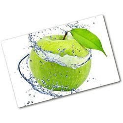 Deska do krojenia hartowana Zielone jabłko
