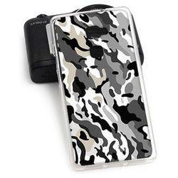 Fantastic Case - Huawei Mate S - etui na telefon Fantastic Case - szare moro - sprawdź w wybranym sklepie