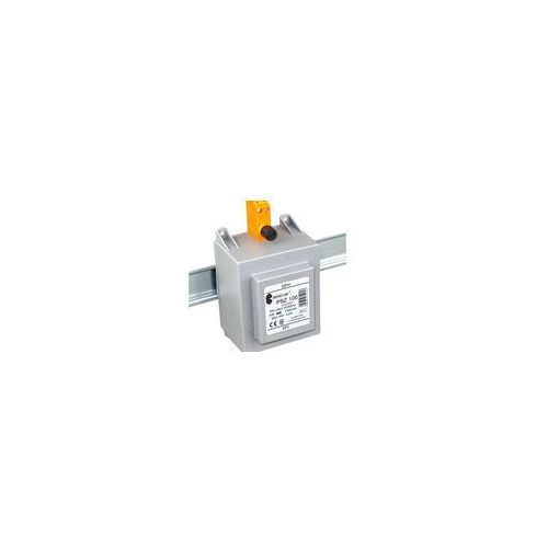 PSZ 100 230/ 24V Transformator jednofazowy IP30 na szynę TH-35 z zabezp. (transformator elektryczny)