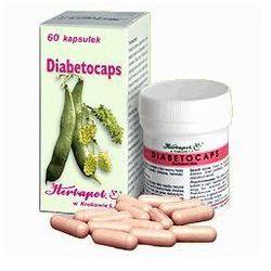 DIABETOCAPS 60 kaps