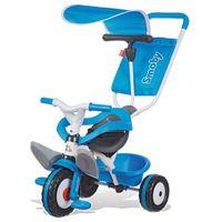 Rowerek trójkołowy SMOBY BABY BALADE /niebieski/