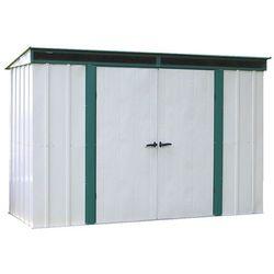 Arrow Blaszany domek na działkę euro-lite pent 3,1 x 1,2 m (0026862108739)