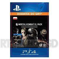 Sony Mortal kombat x - zestaw xl dlc [kod aktywacyjny]