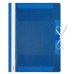 Coba Teczka pcv wiązana biurfol niebieska (5907214301839)