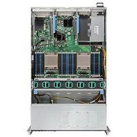 INTEL Server System R2208WTTYSR Incl. Server Board S2600WTT 8x 2.5 inch hot-swap wildcat pass 2U server 1100W