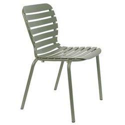 Zuiver krzesło ogrodowe vondel zielone 1700002 (8718548055483)