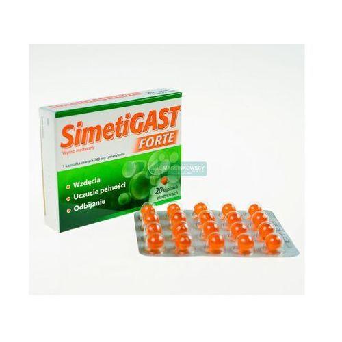 Simetigast forte x 20 kaps - oferta [05592a7657715272]