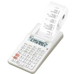Casio Kalkulator drukujący hr-8rce, biały - autoryzowana dystrybucja - szybka dostawa