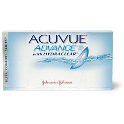 Acuvue Advance Hydraclear z kategorii Soczewki kontaktowe