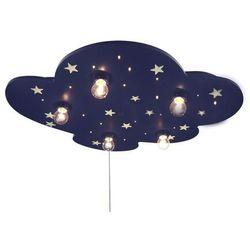 Niermann standby Fluorescencyjna lampa sufitowa chmura xxl (4036239006427)