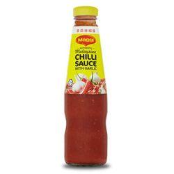 sos chili z dodatkiem czosnku 305 g, marki Maggi
