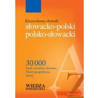 Kieszonkowy słownik słowacko-polski, polsko-słowacki. Slovensko-posk posko-slovensk vreckov slovnk (ilość