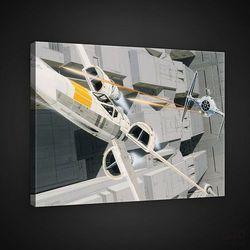 Obraz SNOWSPEEDER -STAR WARS (EPISODE 5) PPD1152O4, PPD1152O4