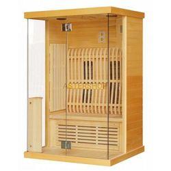 Sanotechnik Luna sauna na podczerwień 2 osobowa 123,6x103,6x200 cm h30330 (9002827303303)