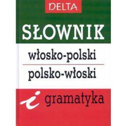 Słownik włosko-polski, polsko-włoski i gramatyka, książka z kategorii Encyklopedie i słowniki