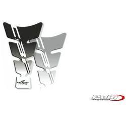 Tankpad PUIG Spirit, wzór Honda CBF (srebrny)