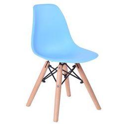 Krzesło Dziecięce Paris Kids Niebieskie