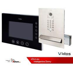Zestaw wideodomofonu skrzynka na listy z szyfratorem s562d-skm m670bs2 marki Vidos