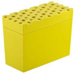 Pojemnik na pieczywo chrupkie BRoD limonkowy - Koziol (4002942206669)