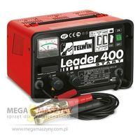 TELWIN Prostownik do ładowania akumulatorów LEADER 400