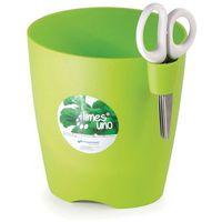 Doniczka na zioła Limes Uno - Prosperplast (Wysokość doniczki:: 130 mm, Kolor:: Biały )