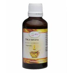 Olej tamanu surowiec kosmetyczny 50ml (nierafinowany) z kategorii Pozostałe kosmetyki do ciała