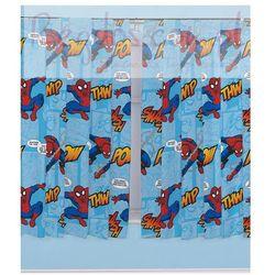 Zasłonki SpiderMan 168x137cm Spider-Man - produkt z kategorii- Firany i zasłony dla dzieci