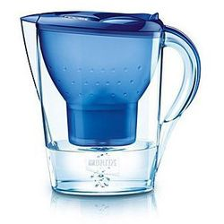 dzbanek filtrujący marella cool niebieska + 3 wkłady wyprodukowany przez Brita