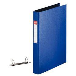 segregator vivida a4 z mechanizmem kółkowym, 2r 35mm, niebieski marki Esselte