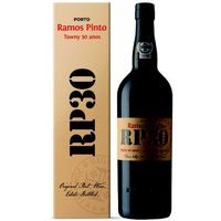 Ramos Pinto 30 Years Old Port - oryginalny kartonik