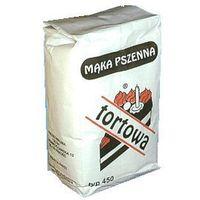 Mąka pszenna tortowa typ 450 1 kg  marki Alta