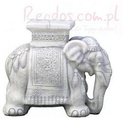 Dekoracja betonowa słoń