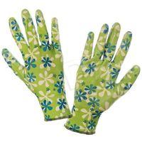 Rękawice nitrylowe zielone l220407p,
