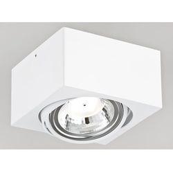 Kinkiet Argon Rodos 3070 lampa sufitowa 1x5W LED biała (5908259944951)