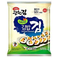 Kimnori Glony nori do sushi i kimbap, 10 sztuk -