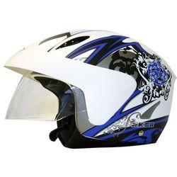 Kask motocyklowy WORKER V520 - produkt z kategorii- Kaski motocyklowe