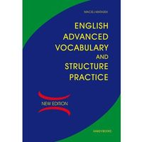 English Advanced Vocabulary and Structure Practice