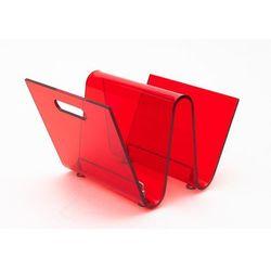 Gazetnik os czerwony marki D2.design