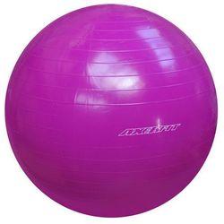 Piłka gimnastyczna do ćwiczeń 65cm - Fioletowy - produkt z kategorii- piłki i skakanki