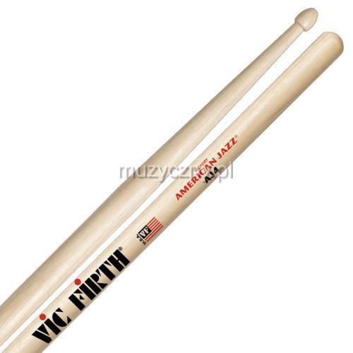 aj4 pałki perkusyjne, marki Vic firth