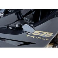 Crash pady  do triumph daytona 675 06-12 / street triple 08-12 (czarne) marki Puig