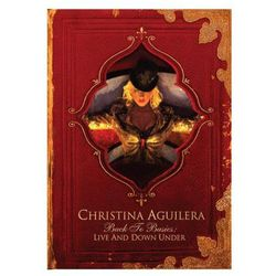 Back To Basics - Live And Down Under - Christina Aguilera - produkt z kategorii- Musicale