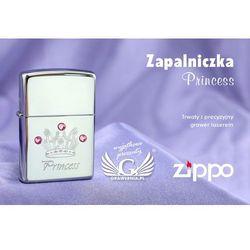 Zapalniczka ZIPPO Princess High Polish Chrome z kategorii gadżety